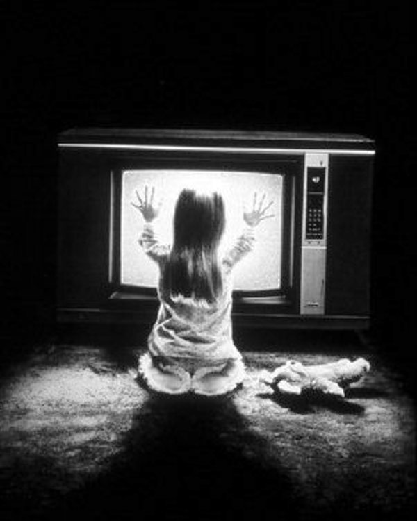 El niño que quería ser una televisión