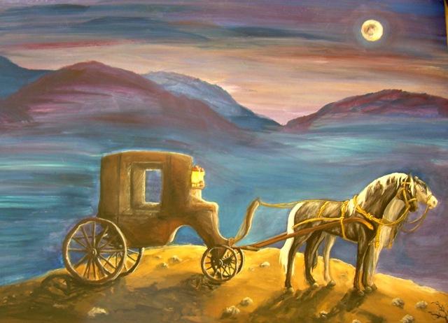 La carroza vacía