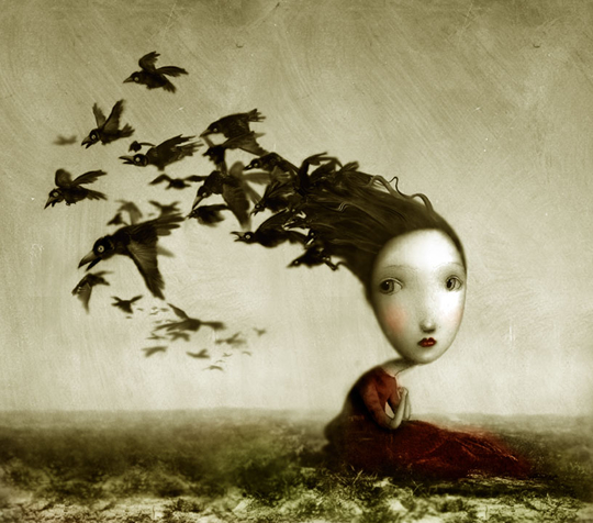 El adiós (Marcela Majuelo)