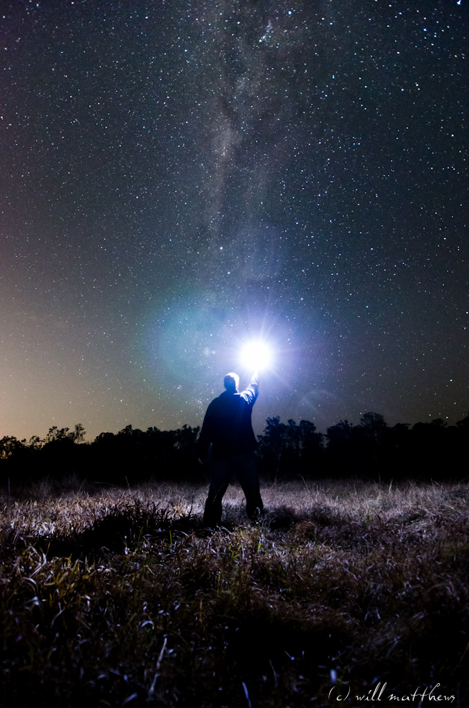 Nuestra luz sigue siendo oscuridad si no la compartimos