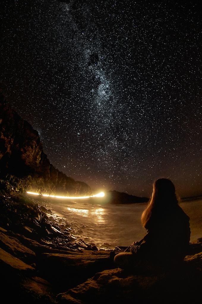 Hay estrellas cuyo resplandor