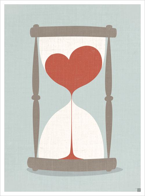 Pasamos media vida esperando a la persona que amamos