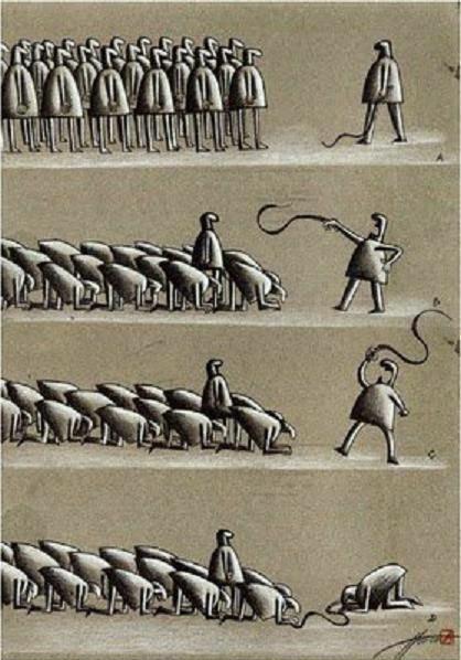 El poder de la sublevación