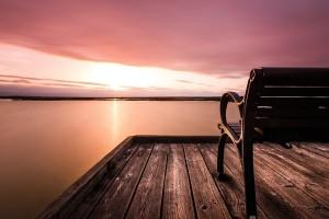 Alviso Sunset