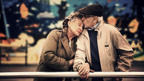 Los besos son como las lágrimas