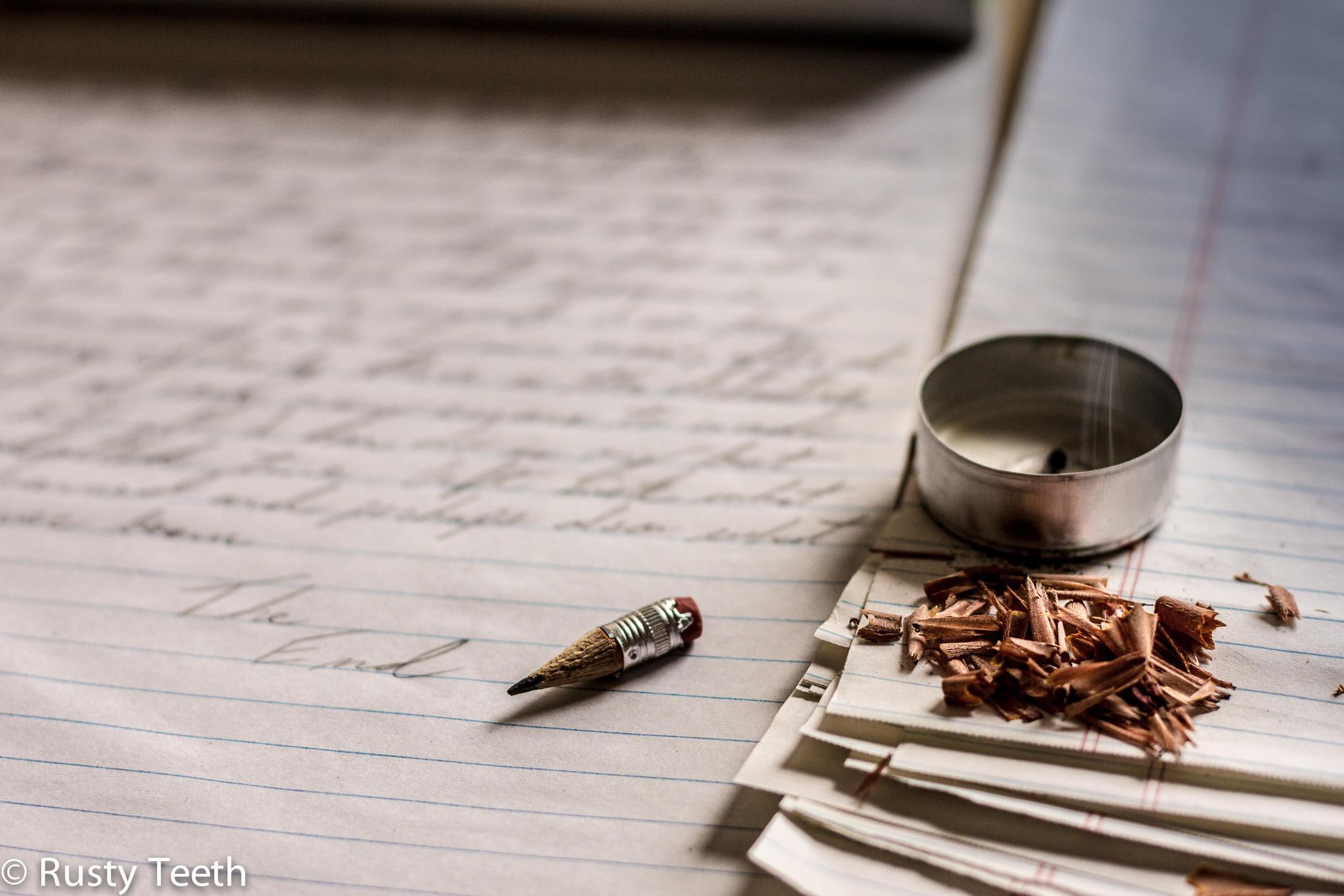 Como el lápiz