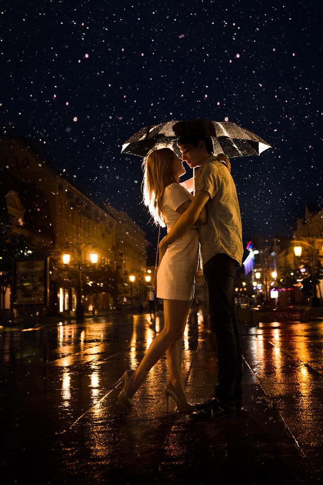 lluvia-pareja-rain-by-ruslan-grigoriev