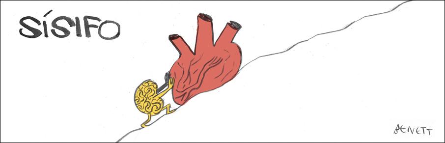 El castígo de Sísifo