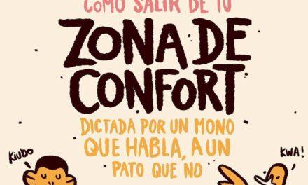 Mini guía sobre como salir de tu zona de confort